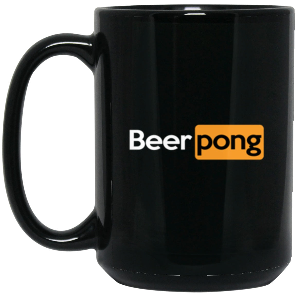 Drinkware - Beer Pong Mug 15oz (2-sided)