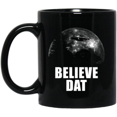 Drinkware - Believe Dat Mug 11oz (2-sided)