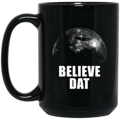 Drinkware - Believe Dat Mug 15oz (2-sided)