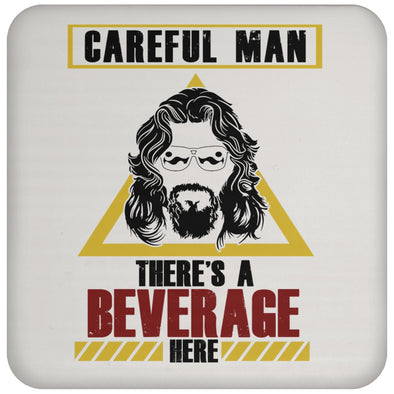 Drinkware - Beverage Here 2 Coaster