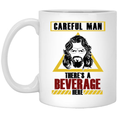 Drinkware - Beverage Here 2 White Mug 11oz (2-sided)