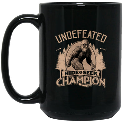 Drinkware - Bigfoot Hide And Seek Champ Mug 15oz (2-sided)