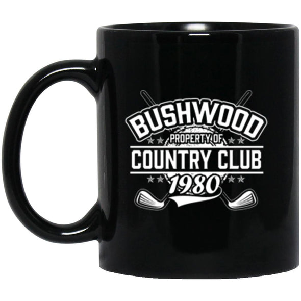 Drinkware - Bushwood Property Of Mug 11oz (2-sided)