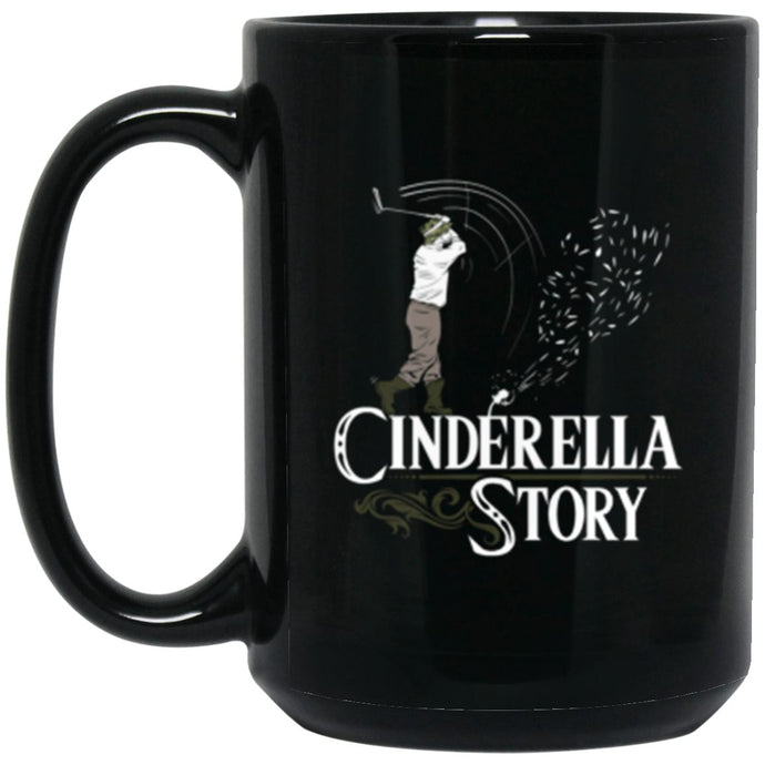 Drinkware - Cinderella Story Mug 15oz (2-sided)