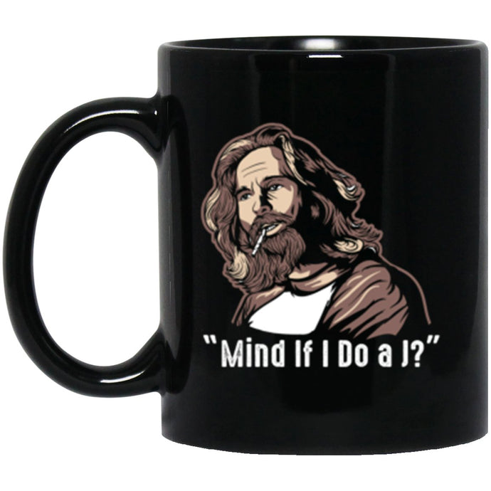 Drinkware - Do A J Mug 11oz (2-sided)