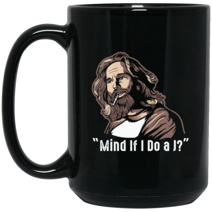 Drinkware - Do A J Mug 15oz (2-sided)