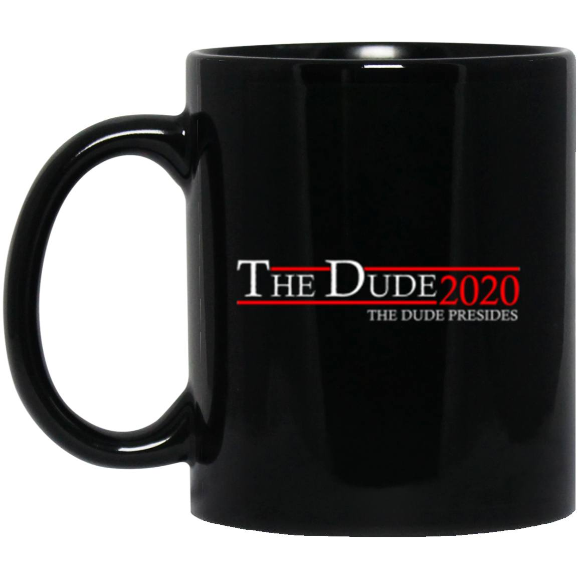 Drinkware - Dude 2020 Mug 11oz (2-sided)