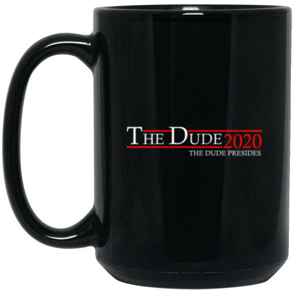 Drinkware - Dude 2020 Mug 15oz (2-sided)