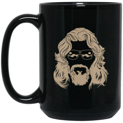 Drinkware - Dude Face Mug 15oz (2-sided)