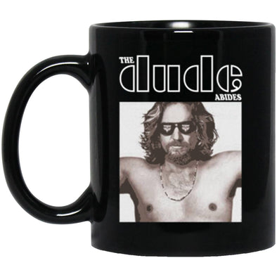 Drinkware - Dude Morrison Mug 11oz (2-sided)