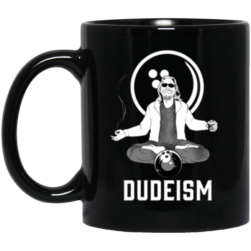 Drinkware - Dudeism Mug 11oz (2-sided)