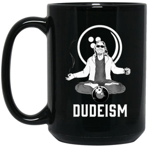 Drinkware - Dudeism Mug 15oz (2-sided)