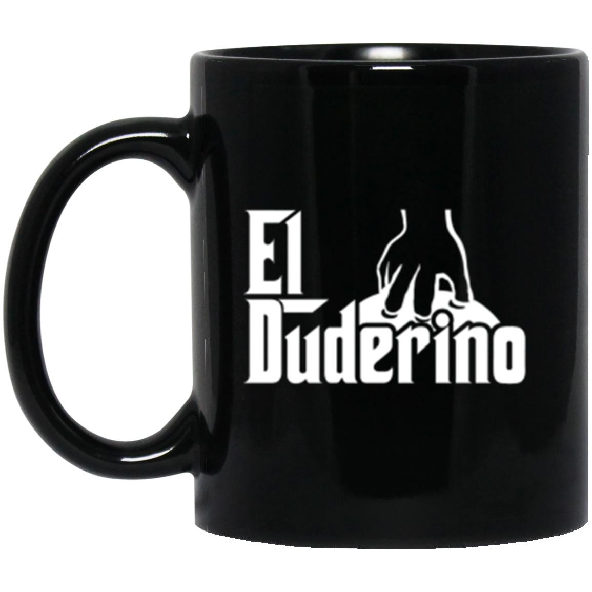 Drinkware - El Duderino Godfather Mug 11oz (2-sided)