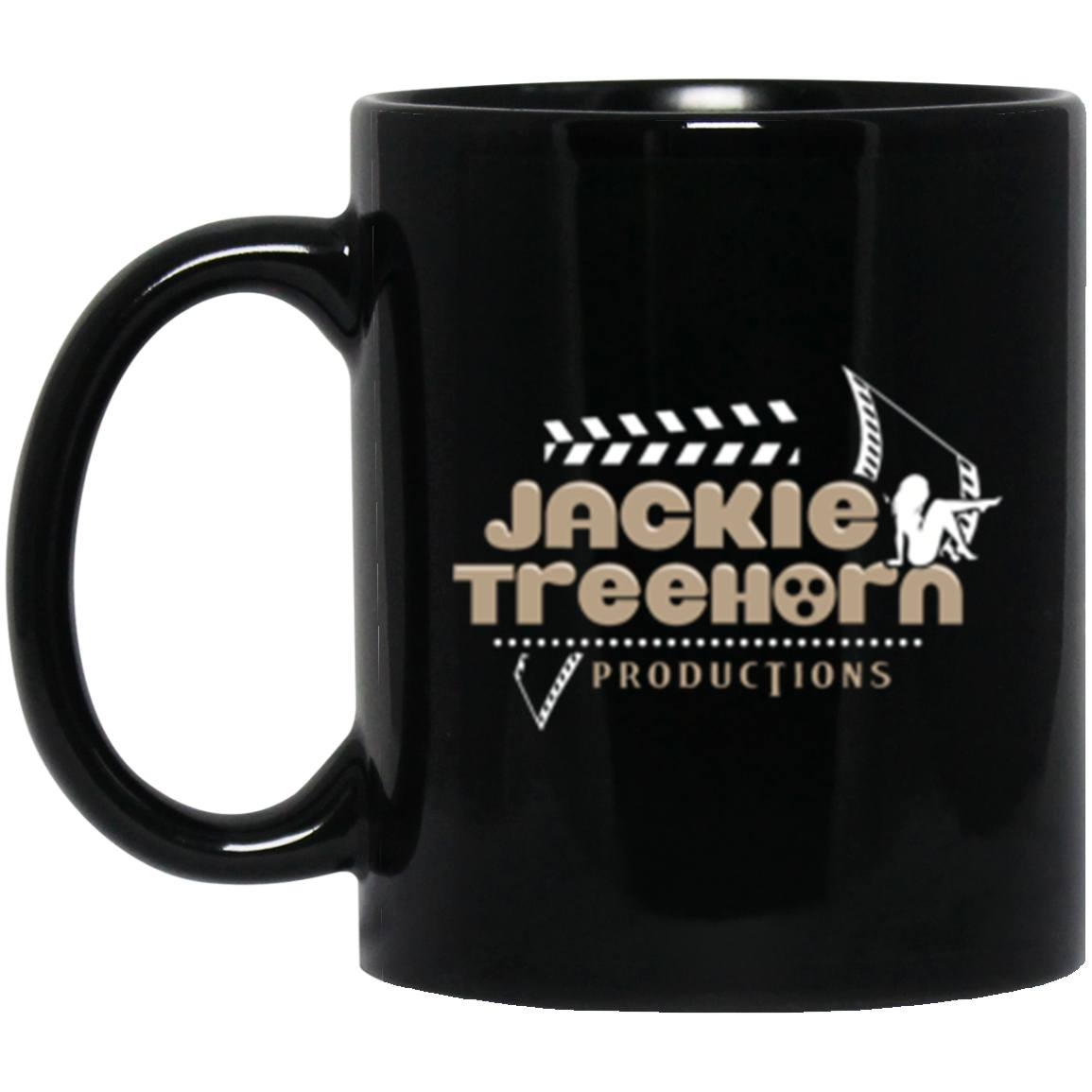 Drinkware - Jackie Treehorn Productions Mug 11oz (2-sided)