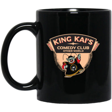 Drinkware - Kai Comedy Club Mug 11oz (2-sided)
