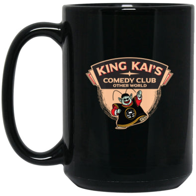 Drinkware - Kai Comedy Club Mug 15oz (2-sided)