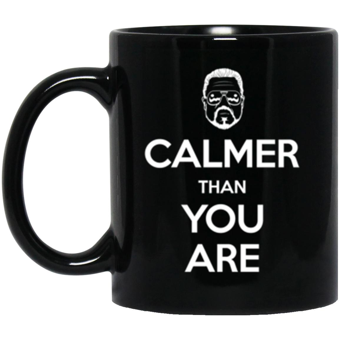 Drinkware - Keep Calmer Mug 11oz (2-sided)