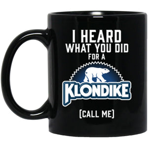 Drinkware - Klondike Logo Mug 11oz (2-sided)