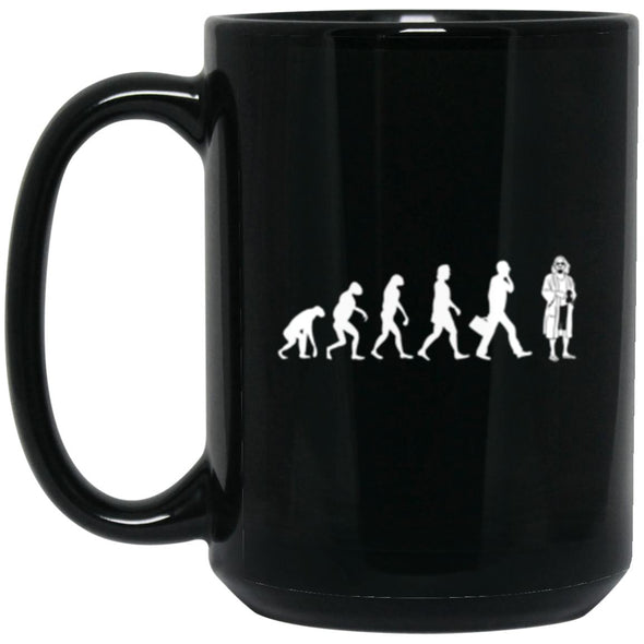 Drinkware - Lebowski Evolution Mug 15oz (2-sided)