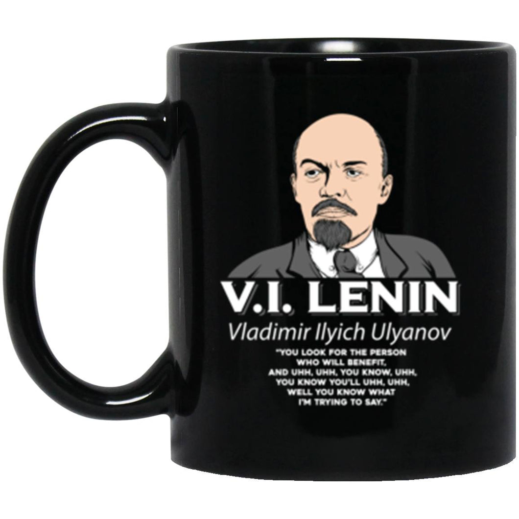 Drinkware - Lenin Quote Mug 11oz (2-sided)