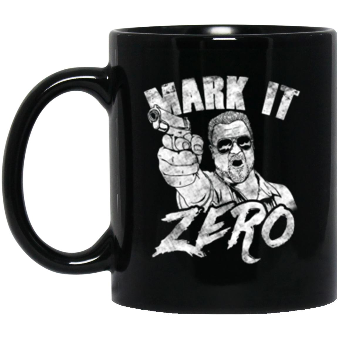 Drinkware - Mark It Zero Mug 11oz (2-sided)