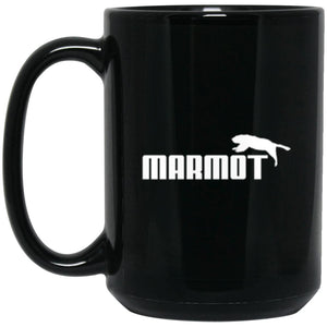 Drinkware - Marmot (not Puma) Mug 15oz (2-sided)
