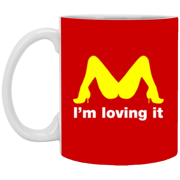 Drinkware - McMuffdive White Mug 11oz (2-sided)