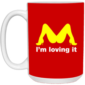 Drinkware - McMuffdive White Mug 15oz (2-sided)