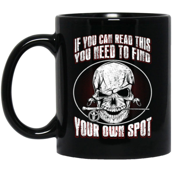 Drinkware - My Spot Mug 11oz (2-sided)