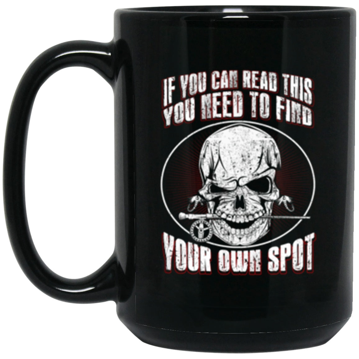 Drinkware - My Spot Mug 15oz (2-sided)