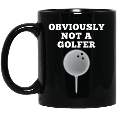 Drinkware - Not A Golfer Mug 11oz (2-sided)