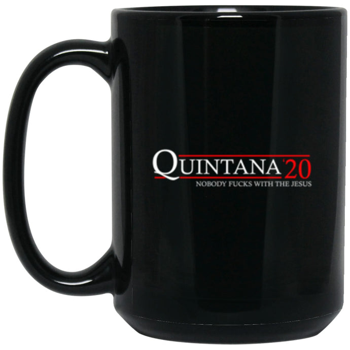 Drinkware - Quintana 20 Mug 15oz (2-sided)