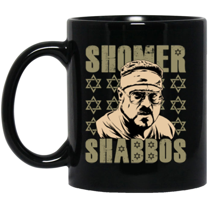 Drinkware - Shomer Shabbos Mug 11oz (2-sided)