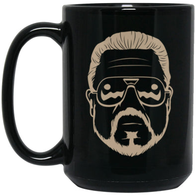Drinkware - Sobchak Face Mug 15oz (2-sided)