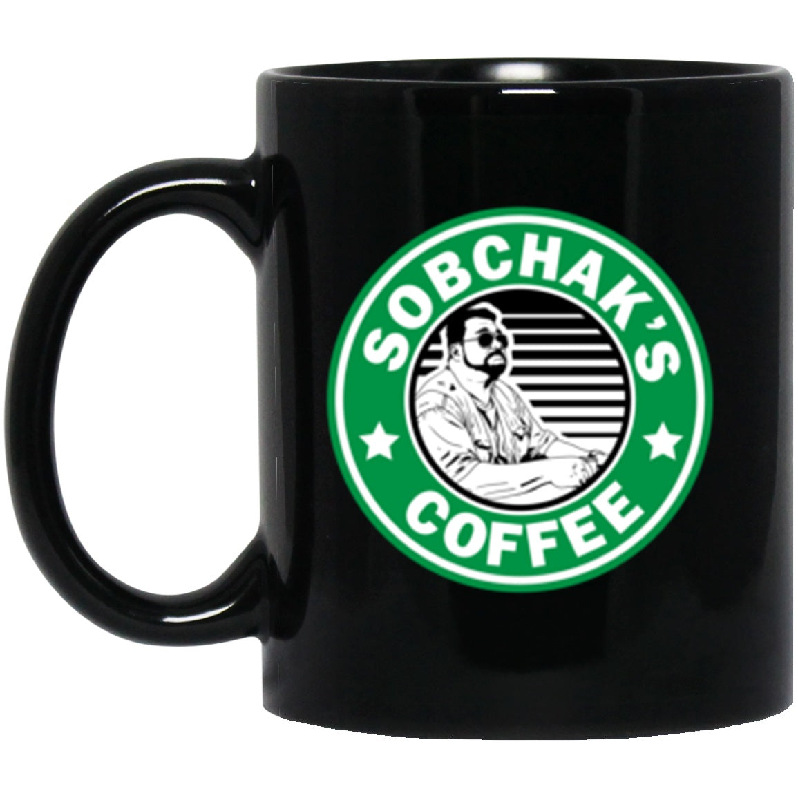 Drinkware - Sobchak's Coffee Mug 11oz (2-sided)