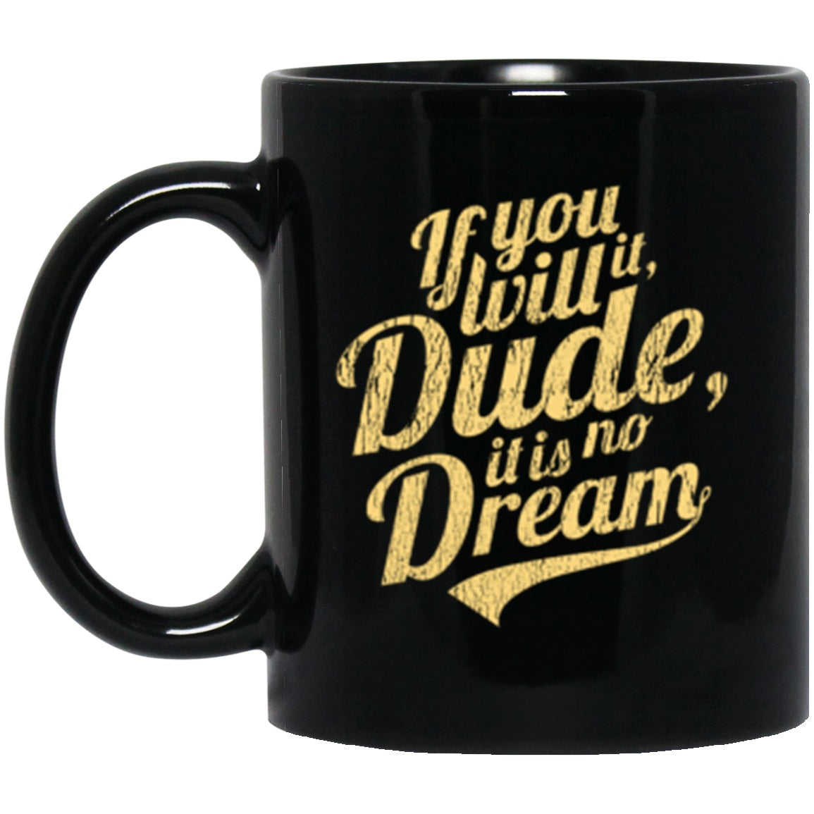 Drinkware - Theodore Herzl 2 Mug 11oz (2-sided)