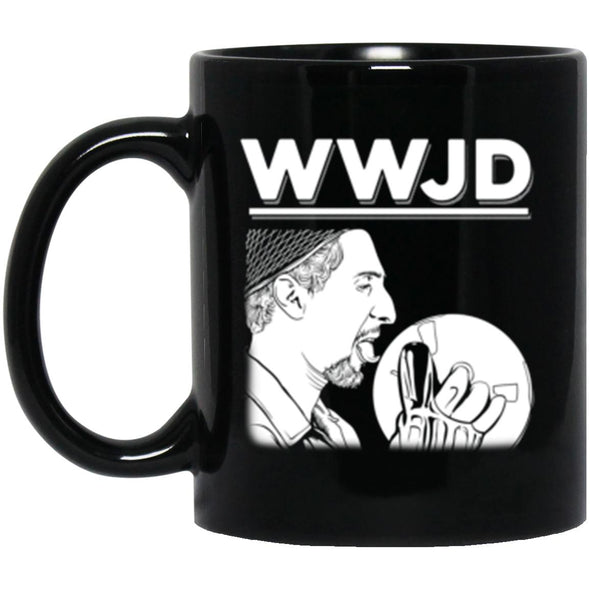 Drinkware - WWJD Mug 11oz (2-sided)