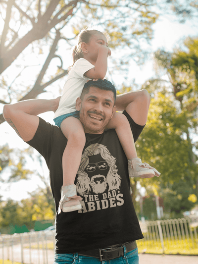 The Dad Abides Unisex Tee