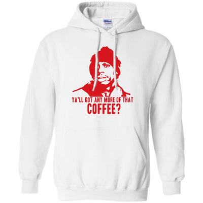 Sweatshirts - Biggums Coffee Hoodie