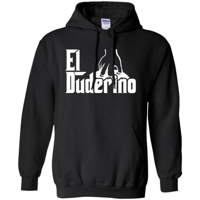 Sweatshirts - El Duderino Godfather Hoodie
