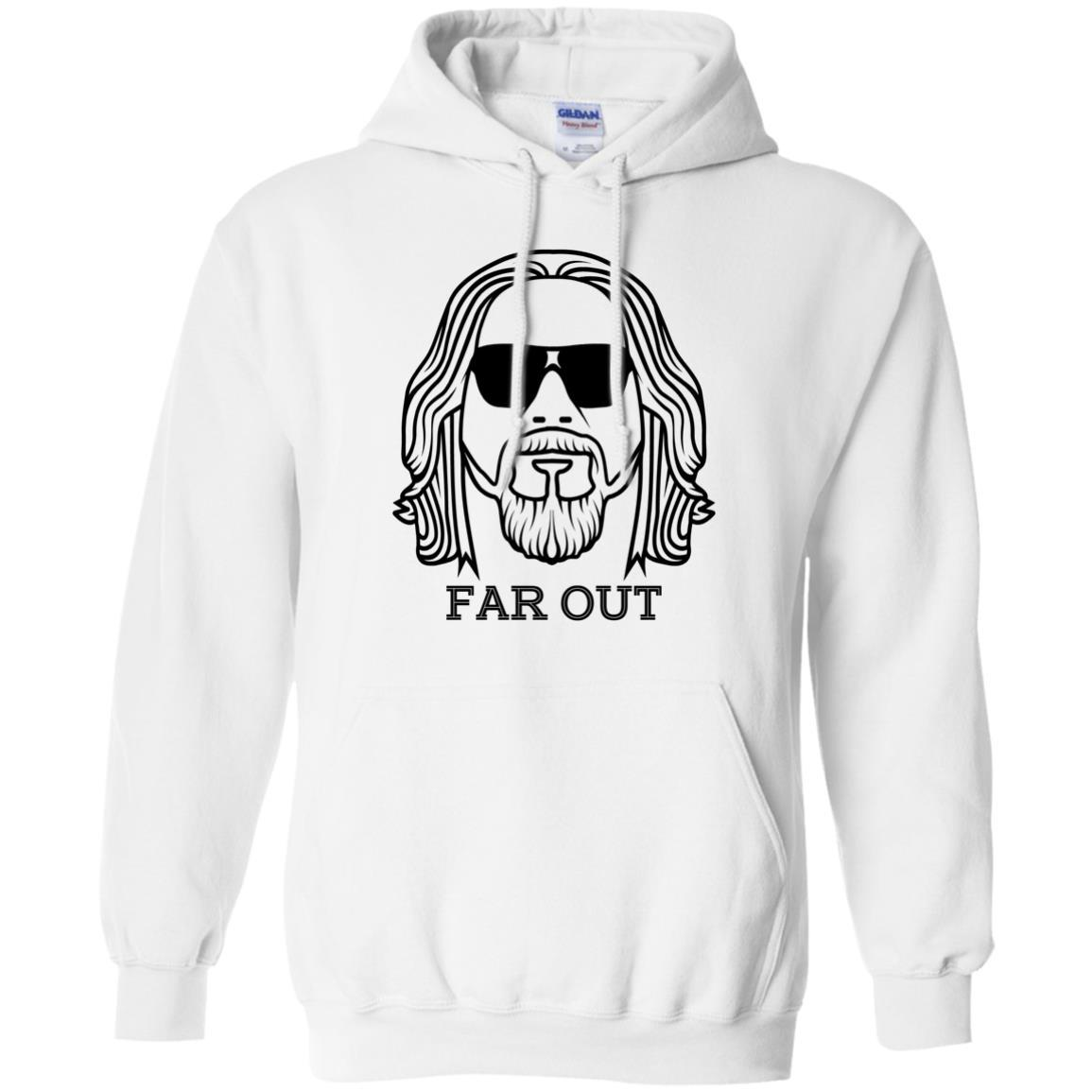 Sweatshirts - Far Out Hoodie