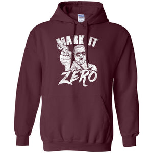 Sweatshirts - Mark It Zero Hoodie