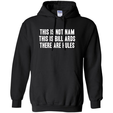 Sweatshirts - Not Nam Billiards Hoodie