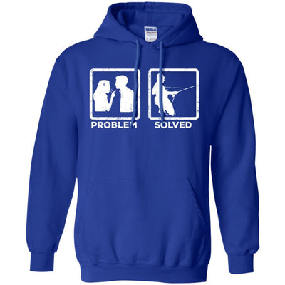 Sweatshirts - Problem Solved Fly Hoodie