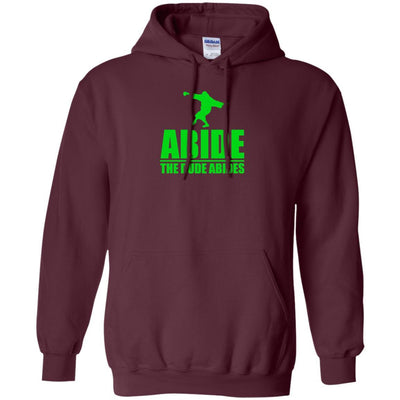 Sweatshirts - The Dude Abides Hoodie