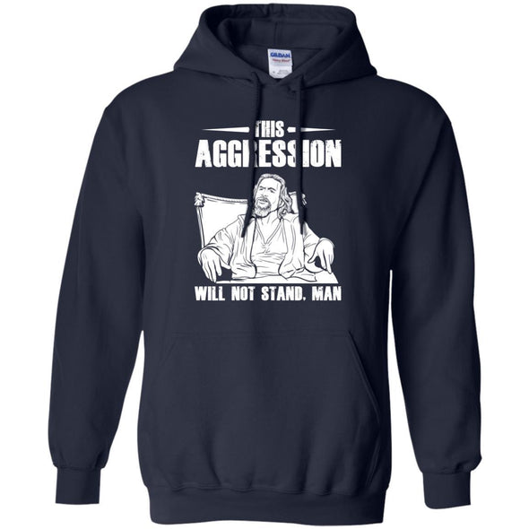 Sweatshirts - This Aggression Hoodie