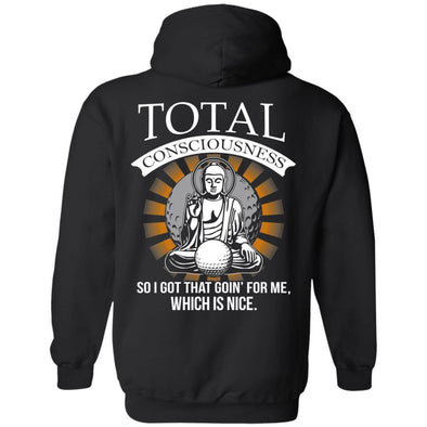 Sweatshirts - Total Consciousness Hoodie