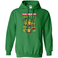 Sweatshirts - Tutant Meenage Neetle Teetles Hoodie