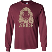 T-Shirts - Abide Long Sleeve