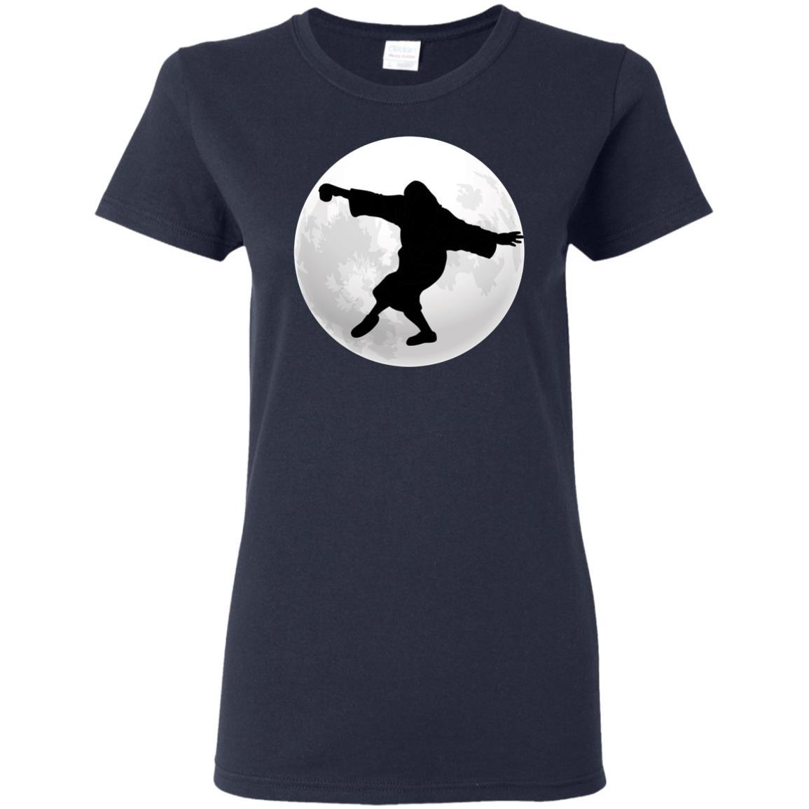 T-Shirts - Abide Moon Ladies Tee